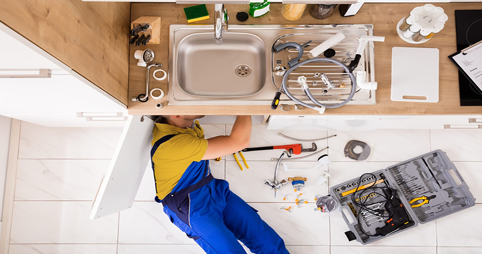 Plumbing Services in Dubai