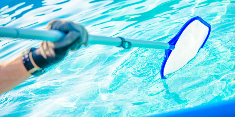 Swimming Pool Cleaning Services in Dubai