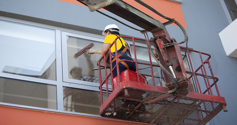 Outdoor Window Cleaning Services
