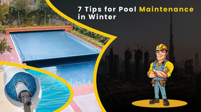 Pool Cleaning Services in dubai